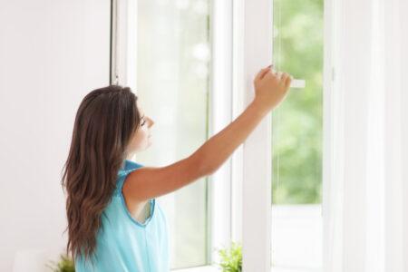 El aislamiento térmico de las ventanas de PVC
