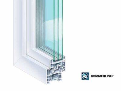 Kömmerling 76, unas ventanas de futuro