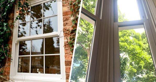 Cómo mantener el mejor aspecto en tus ventanas