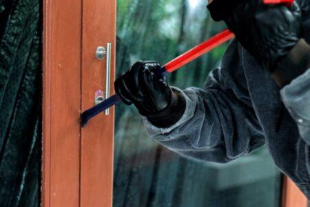 Puertas a prueba de robo