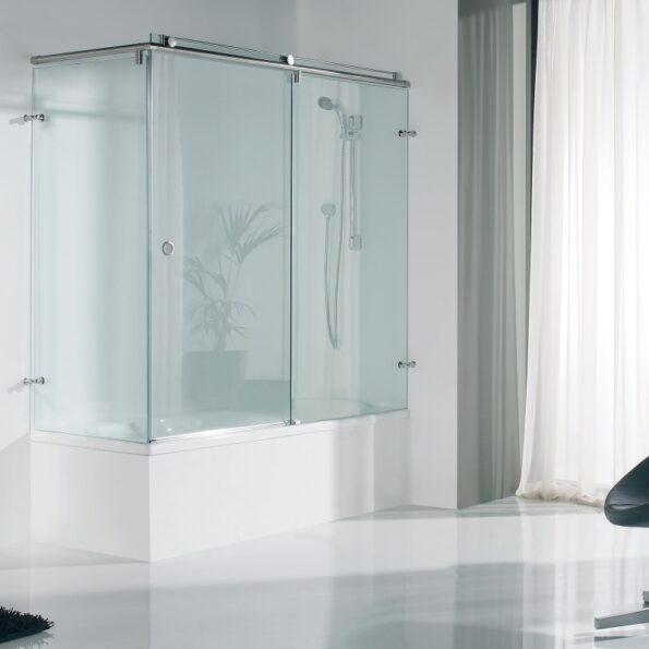 Mampara de baño MADEIRA