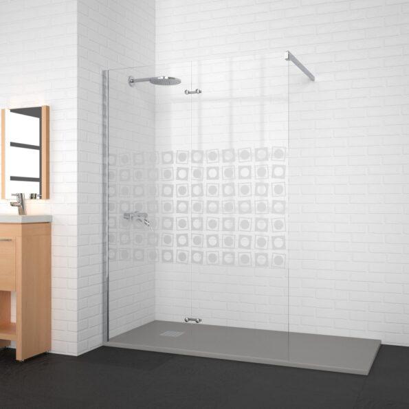 Mampara de ducha DAVAO