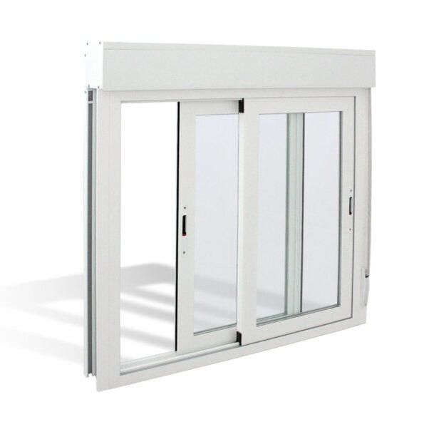 ventana aluminio corredera sevialup